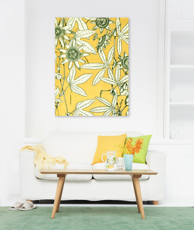 Plakat - Floral Decor