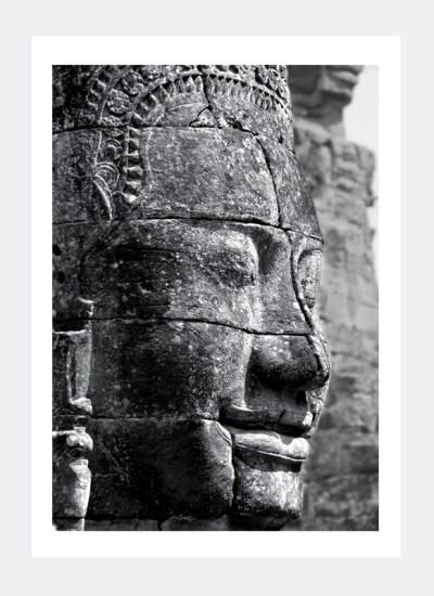 Plakat Budda
