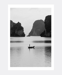 Plakat Zatoka Ha Long