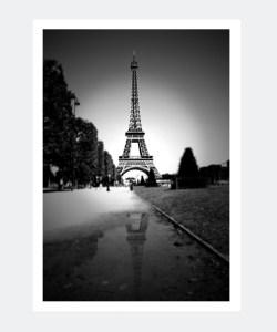 Plakat_Paris_wieza_Eifflea_2