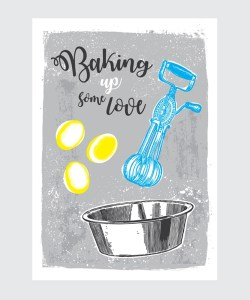 Plakat_Kuchnia_Baking_up_Love