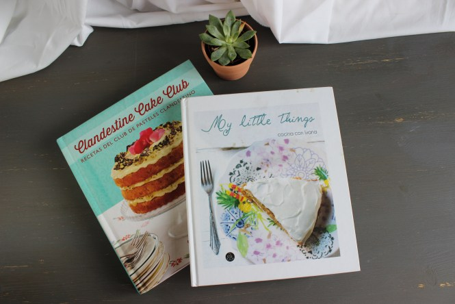 Libros de Repostería en Loft & Table