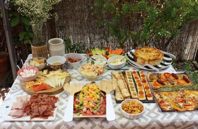 Comida de amigas Loft & table