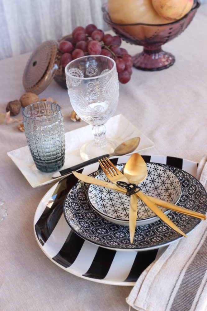 Mesa otoñal Loft & Table