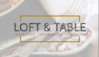 Tarjetas de presentación Loft & Table