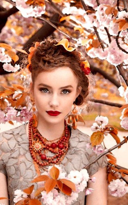 Colores de Otoño y sus bonitas tonalidades.