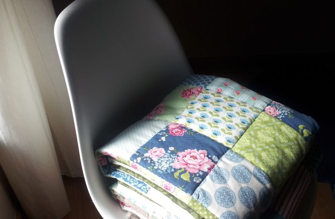 Colchas patchwork Loft & Table