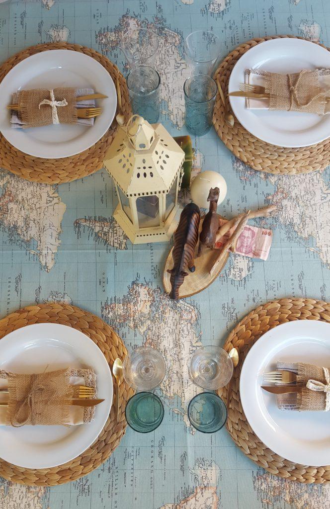 ideas decoracion mesa loft & table