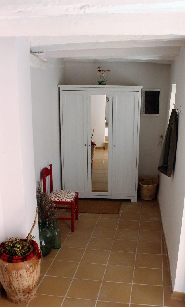 Entrada casita Loft & Table