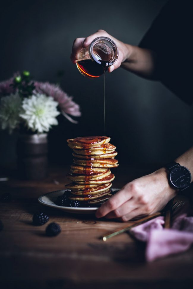 Linda Lomelino pancakes