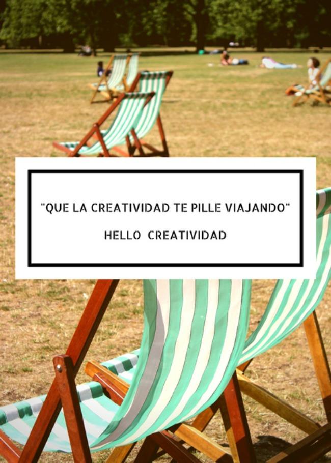 Todo por un viaje: Sorteo Traveltivity de Hello Creatividad
