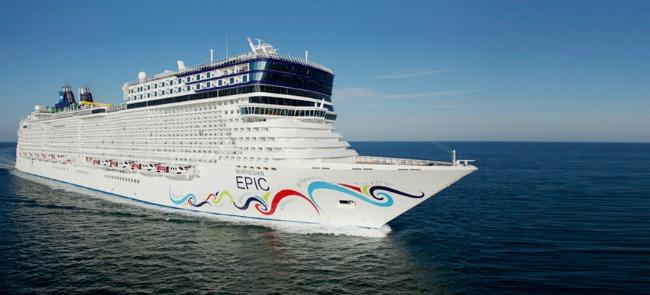 Viaje familiar en un crucero por el Mediterráneo