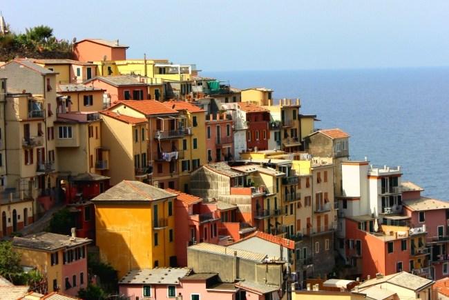 Descubriendo Cinque Terre en Italia