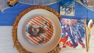 Una mesa muy marinera con Okenua