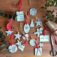 Preparando la Navidad con un bonito diy