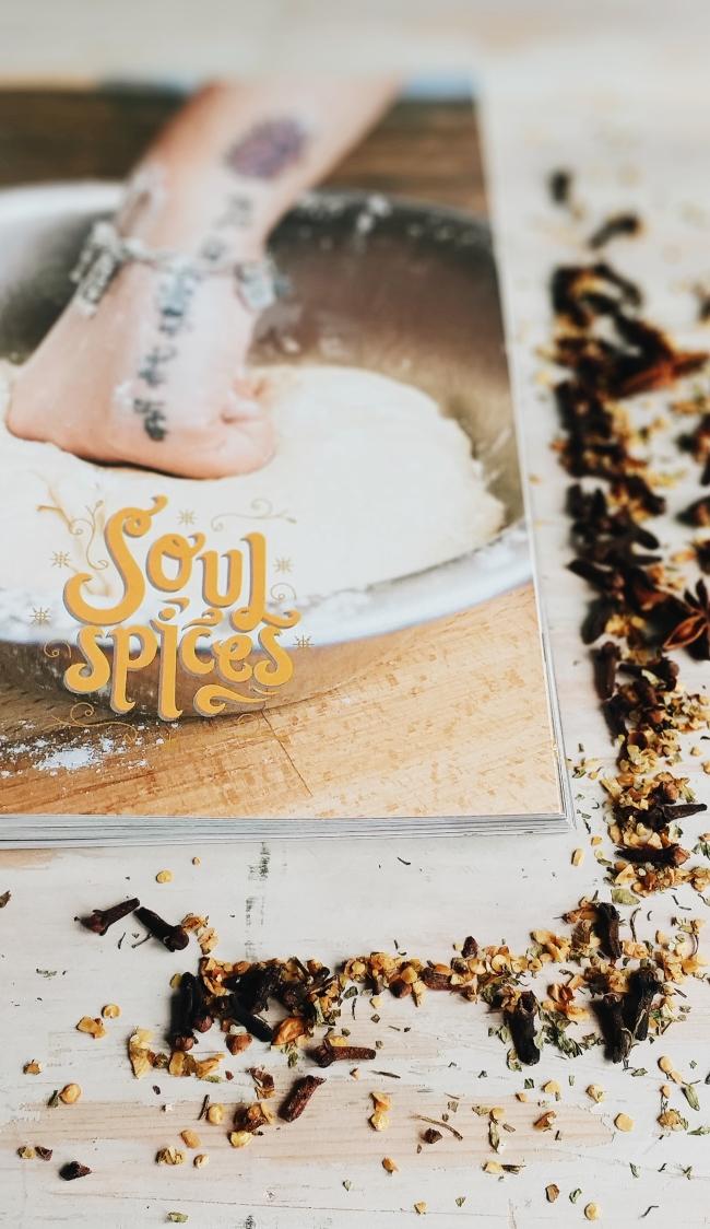 Soul Spices de Anjalina Chugani