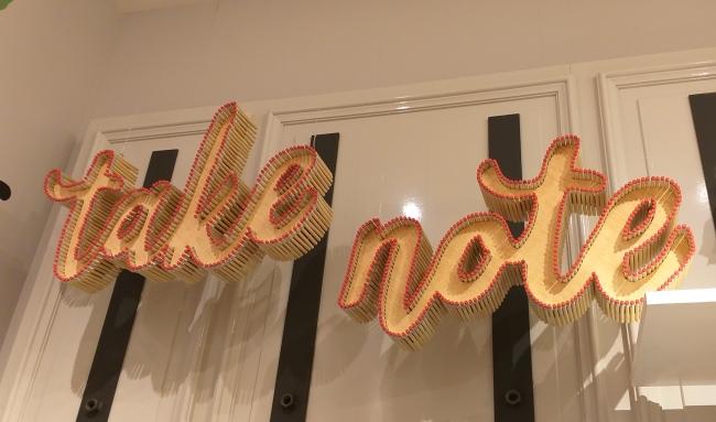 La tienda Anthropologie en Barcelona