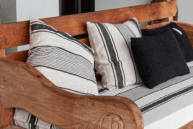 como decorar tu hogar con lino de calidad