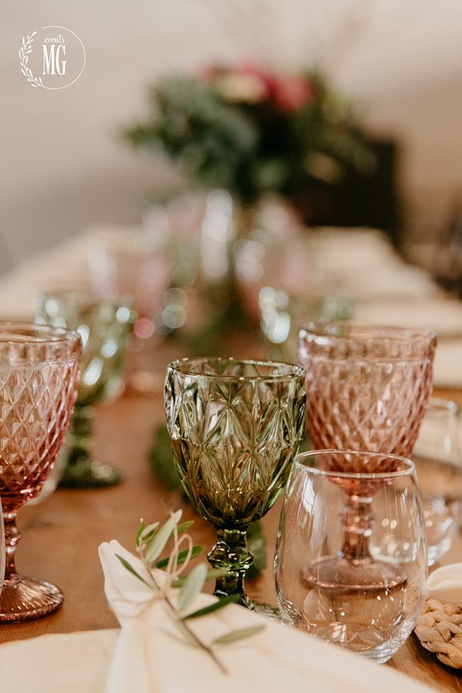 Un bonito evento de wedding planners