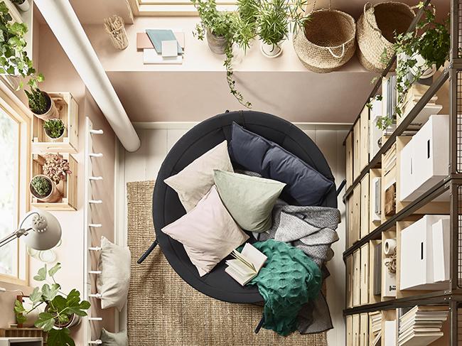 Los mejores espacios privados en tu casa estos días