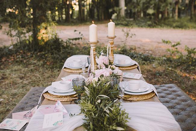 Esencia de cisne, un shooting de boda especial