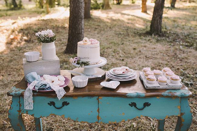 Estilismo Taula Studio- Dulces: Bakery Love_ Flores: Anna Abellà Floristes