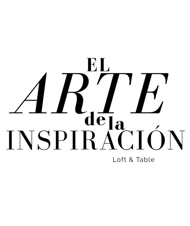 Inspiración con Loft & Table