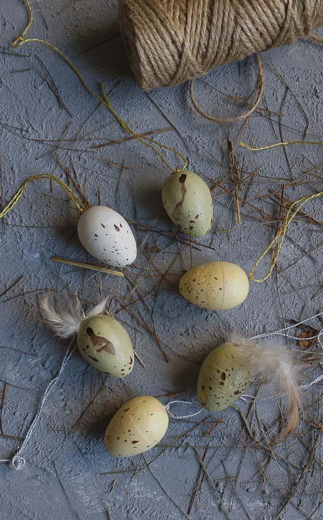 Huevos para estas Pascuas