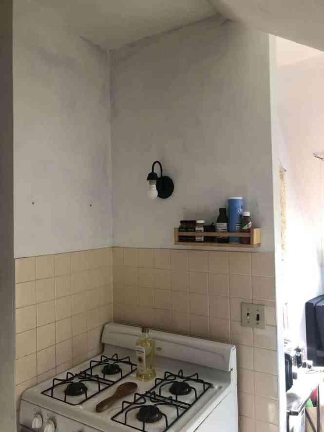 el antes de esta cocina
