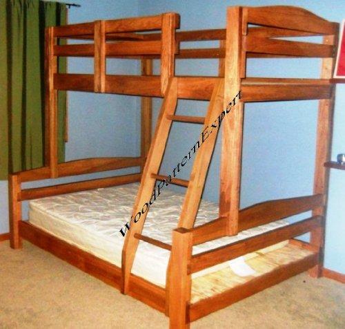 Wholesale Bunk Bed Paper Plans So Easy Beginners Look Like