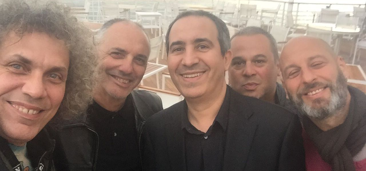 Gino De Vita , Marcello Leanza, Francesco Calì , Ruggero Rotolo, Giovanni Arena