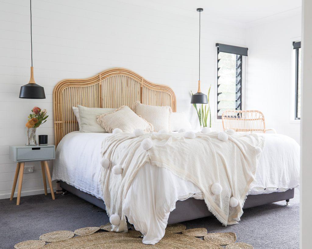 Loft Rattan Bedhead Loft Furniture