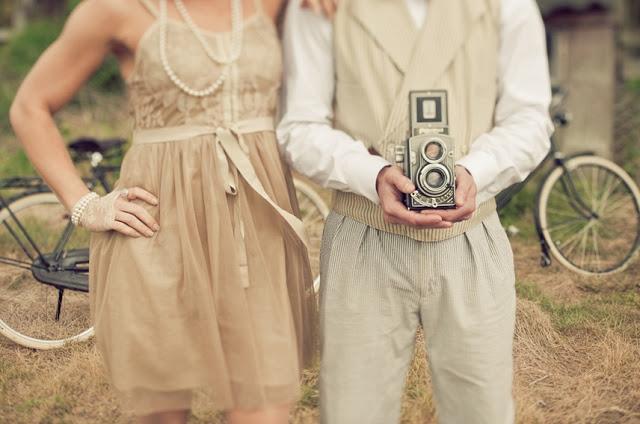 Loftiss Says Wedding Talk Themed Engagement Shoots
