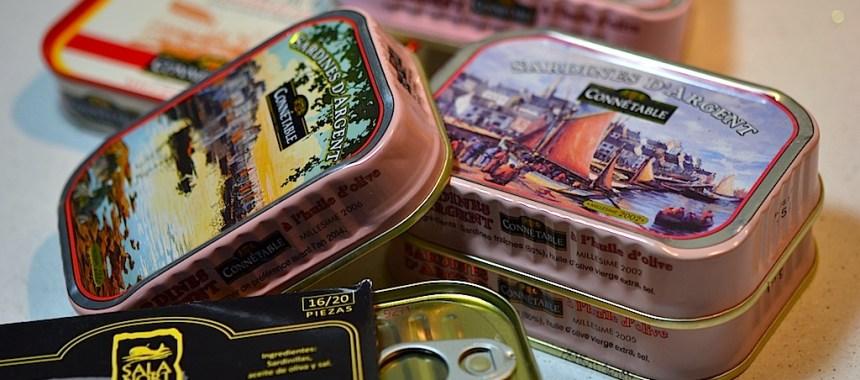 Les sardines millésimées: mythe ou réalité ?