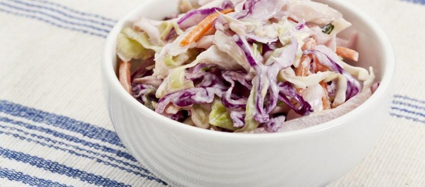 La coleslaw et réflexions diverses…