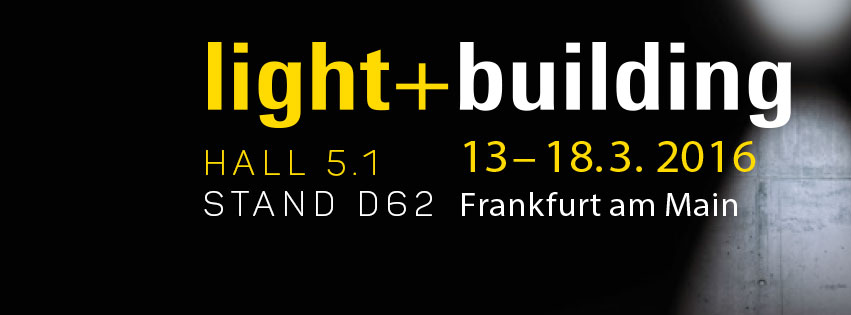 LIGHT+BUILDING 2016