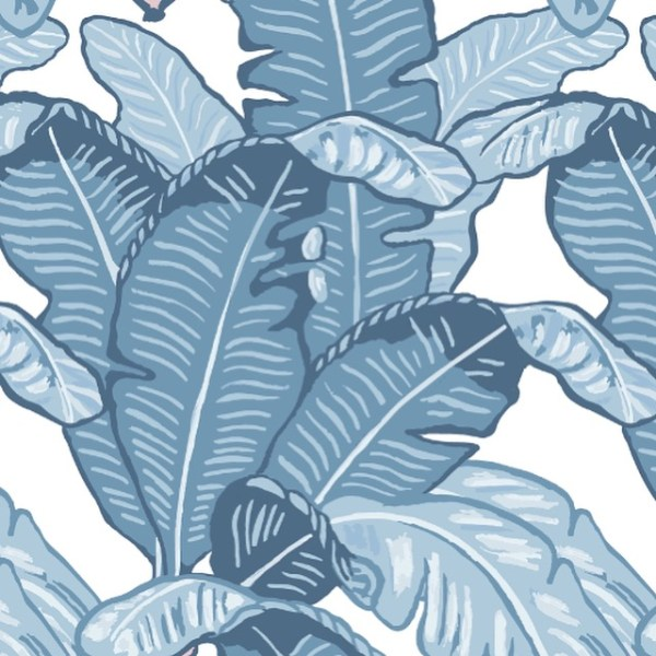 Banana Leaf Wallpaper