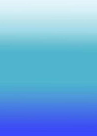 gradient blue hues art print