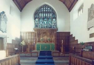 Loftus High Altar c1980
