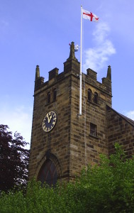 St Leonard's Church Loftus today