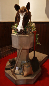 A tribute to the horses of the Cleveland Ironstone Mines.