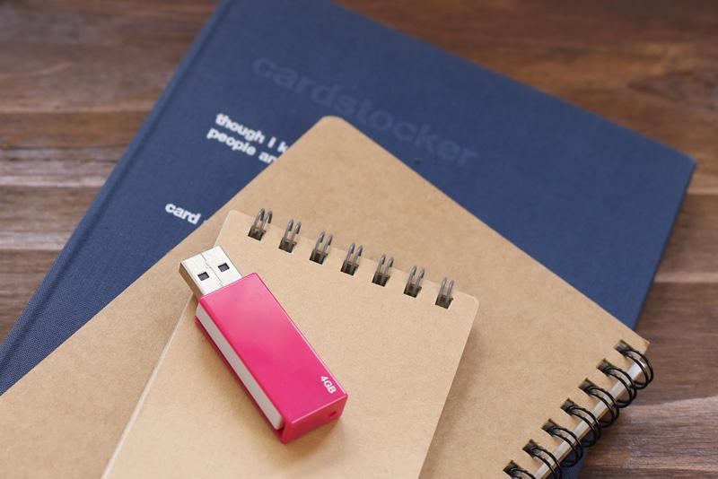 USBフラッシュメモリ