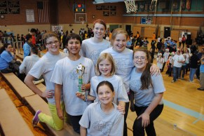 I mentored FIRST Lego League (FLL) team #15545 during the 2012-13 season. They won 1st place at their competition!