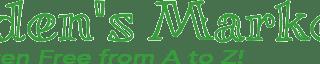 Eden's Market Logo