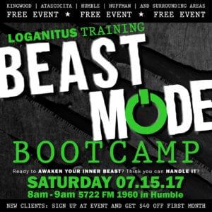 Beast Mode Bootcamp
