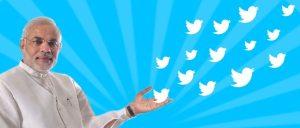 modi at twitter