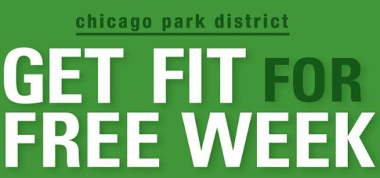 Chicago Park District Offering Get Fit for Free Week