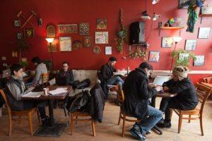 Café Mustache Expansion, LoganSquarist