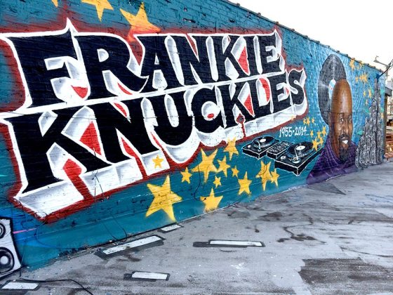 Logan Square Remembers Frankie Knuckles