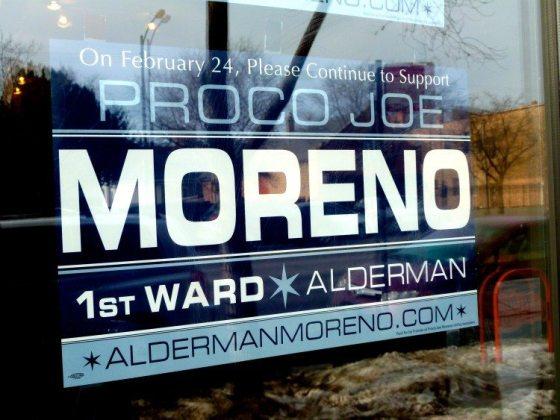 Ald. Joe Moreno Accused Of Election Fraud